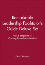 Omslag - Remarkable Leadership Facilitator's Guide Deluxe Set