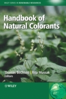 Handbook of Natural Colorants (Innbundet)