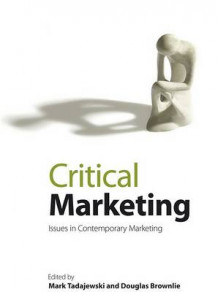 Critical Marketing (Innbundet)