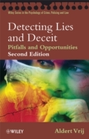 Detecting Lies and Deceit av Aldert Vrij (Heftet)
