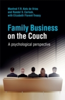 Family Business on the Couch av Manfred F. R. Kets de Vries, Randel S. Carlock og Elizabeth Florent-Treacy (Innbundet)
