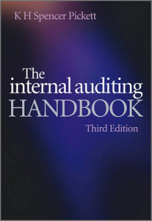 The Internal Auditing Handbook av K. H. Spencer Pickett (Innbundet)
