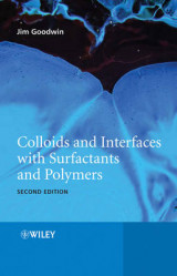 Omslag - Colloids and Interfaces with Surfactants and Polymers