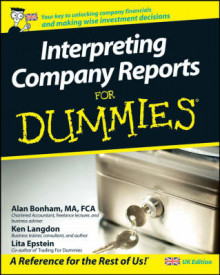 Interpreting Company Reports For Dummies av Ken Langdon, Alan Bonham og Lita Epstein (Heftet)