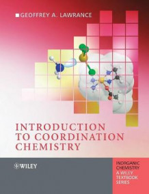 Introduction to Coordination Chemistry av Geoffrey Alan Lawrance (Heftet)