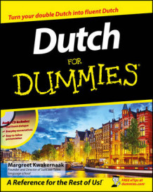 Dutch For Dummies av Margreet Kwakernaak (Heftet)