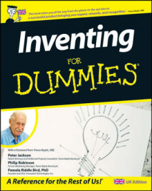 Inventing For Dummies (R) av Professor Peter Jackson, Philip Robinson og Pamela Riddle Bird (Heftet)