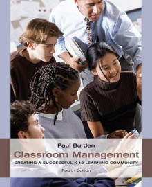 Classroom Management: Creating a Successful K-12 Learning Community, 4th Ed av Paul Burden (Heftet)