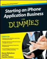 Starting an iPhone Application Business For Dummies av Joel Elad, Damien Stolarz, Aaron Nicholson og Raven Zachary (Heftet)