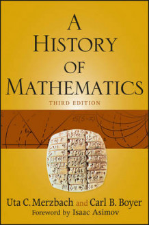 A History of Mathematics, Third Edition av Carl B. Boyer og Uta C. Merzbach (Heftet)