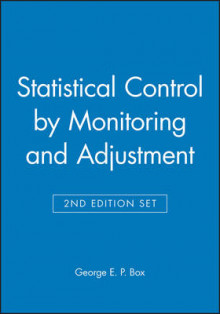 Statistical Control by Monitoring and Adjustment av George E. P. Box (Heftet)