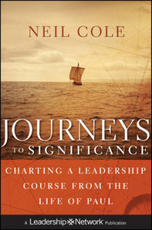 Journeys to Significance av Neil Cole (Innbundet)