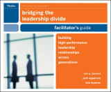 Omslag - Bridging the Leadership Divide
