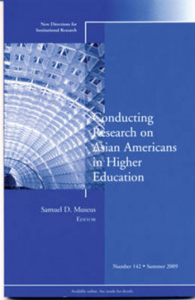 Conducting Research on Asian Americans in Higher Education av IR (Institutional Research) (Heftet)