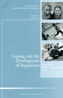 Coping and the Development of Regulation Summer 2009 av CAD (Child & Adolescent Development) (Heftet)