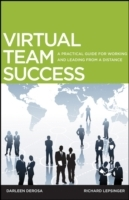 Virtual Team Success av Richard Lepsinger og Darleen DeRosa (Innbundet)