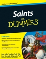 Saints for Dummies av Rev. John Trigilio og Rev. Kenneth Brighenti (Heftet)
