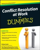 Conflict Resolution at Work For Dummies av Vivian Scott (Heftet)