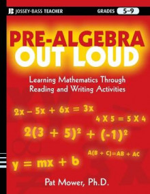 Pre-Algebra Out Loud av Pat Mower (Heftet)