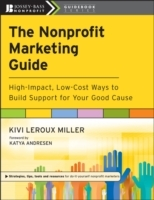 The Nonprofit Marketing Guide av Kivi Leroux Miller (Heftet)