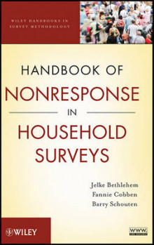 Handbook of Nonresponse in Household Surveys av Jelke Bethlehem, Fannie Cobben og Barry Schouten (Innbundet)