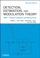 Detection Estimation and Modulation Theory: Part I av Harry L. Van Trees, Kristine L. Bell og Zhi Tian (Innbundet)