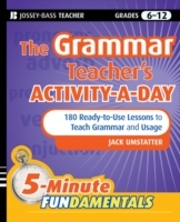 The Grammar Teacher's Activity-a-Day av Jack Umstatter (Heftet)