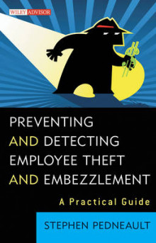 Preventing and Detecting Employee Theft and Embezzlement av Stephen Pedneault (Innbundet)