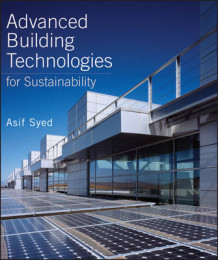 Advanced Building Technologies for Sustainability av Asif Syed (Innbundet)