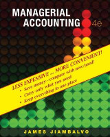 Omslag - Managerial Accounting
