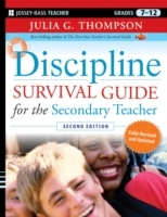 Discipline Survival Guide for the Secondary Teacher av Julia G. Thompson (Heftet)