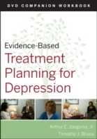 Evidence-Based Treatment Planning for Depression DVD Workbook av Arthur E. Jongsma og Timothy J. Bruce (Heftet)