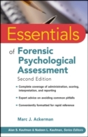 Essentials of Forensic Psychological Assessment av Marc J. Ackerman og Alan S. Kaufman (Heftet)