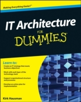 It Architecture for Dummies (R) av Kalani Kirk Hausman og Susan L. Cook (Heftet)