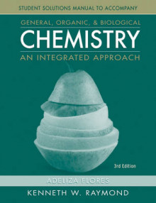 General Organic and Biological Chemistry, Student Study Guide and Solutions av Kenneth W. Raymond (Heftet)