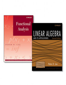 Linear Algebra and Its Applications: AND Functional Analysis av Peter D. Lax (Innbundet)