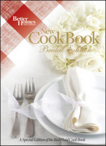 Better Homes and Gardens New Cook Book Bridal av Better Homes & Gardens (Innbundet)
