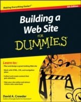 Building a Web Site For Dummies av David A. Crowder (Heftet)