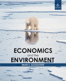 Economics and the Environment, 6th Edition av Eban S. Goodstein (Heftet)