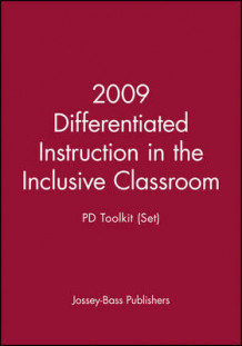 2009 Differentiated Instruction in the Inclusive Classroom av Jossey-Bass (Heftet)