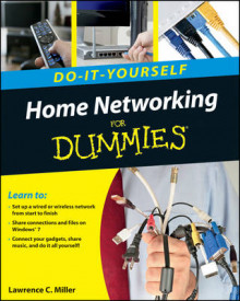 Home Networking Do-it-Yourself For Dummies av Lawrence C. Miller, Greg Holden og B. Mitchell (Heftet)