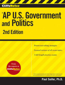 CliffsNotes U.S. Government and Politics av Paul Soifer (Heftet)