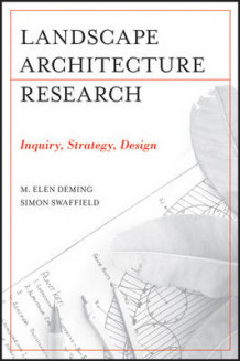 Landscape Architectural Research av M. Elen Deming og Simon Swaffield (Heftet)