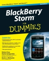 BlackBerry Storm For Dummies av Robert Kao, Dante Sarigumba og Kevin J. Michaluk (Heftet)