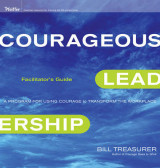Omslag - Courageous Leadership