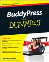 Buddypress for Dummies av Lisa Sabin-Wilson (Heftet)