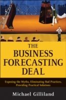 The Business Forecasting Deal av Michael Gilliland og Julie Platt (Innbundet)