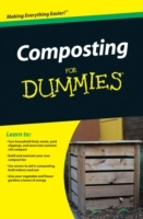 Composting For Dummies av Cathy Cromell og The National Gardening Association (Heftet)