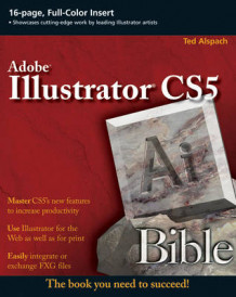 Illustrator CS5 Bible av Ted Alspach (Heftet)