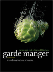 Garde Manger av The Culinary Institute of America (CIA) (Innbundet)